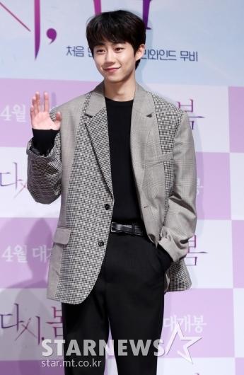 [★포토]박지빈, '늠름해졌네'