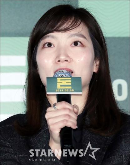[★포토]인사말 하는 박누리 감독