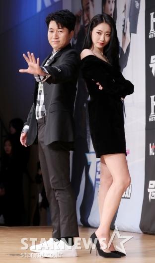 [★포토]김종민-경리, '묘하게 잘 어울리는 케미'