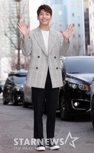 [★포토]위하준, '남친이 입어줬으면 하는 룩'