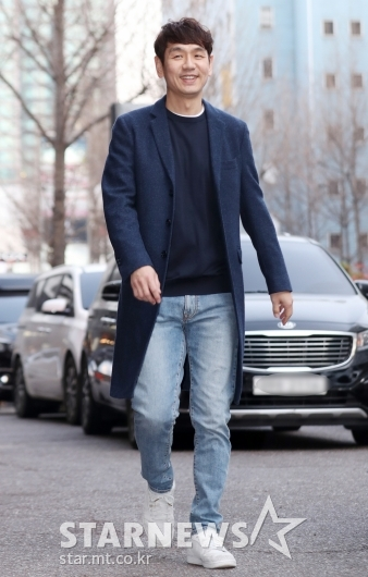 [★포토]김태우, '편안하게 왔어요'