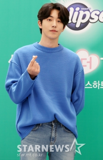 [★포토]남주혁, '팬심 녹이는 하트'