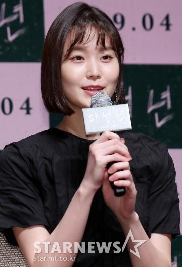 [★포토]박세진, '영화에 참여하게 돼 기뻐'