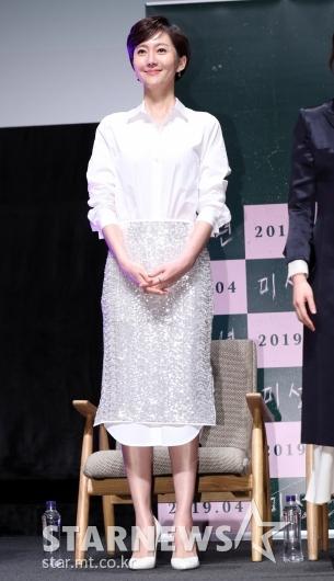 [★포토]염정아, '염드리햅번'의 패션 소화능력