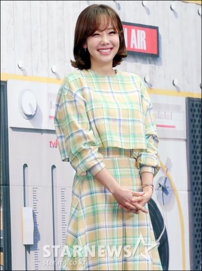 [★포토]소유진, '봄을 닮은 미소'