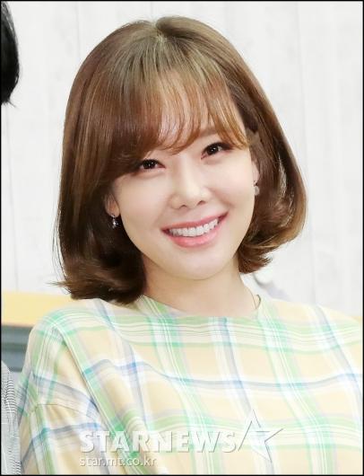 [★포토]소유진, '싱그러운 미소'