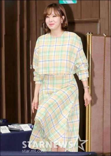 [★포토]소유진, '봄향기 부르는 패션'