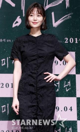 [★포토]박세진, '잘 어울리는 블랙'