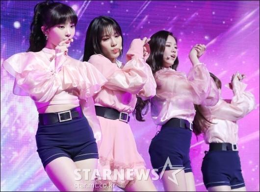 [★포토]공원소녀, '우린 핑키스타'
