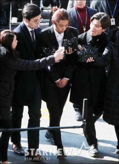 [★포토]정준영, '경찰서로'