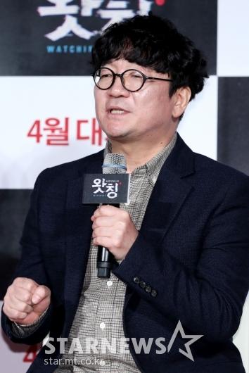[★포토]영화 '왓칭'의 김성기 감독