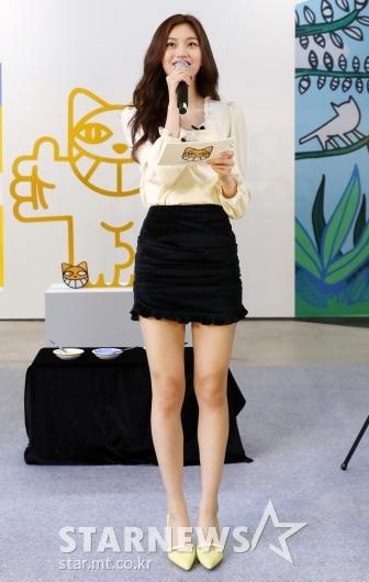 [★포토]김도연, '놀라운 11자 각선미'