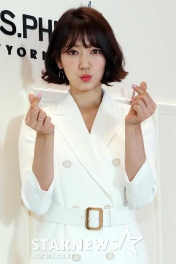 [★포토]박신혜 '심쿵, 츄~'