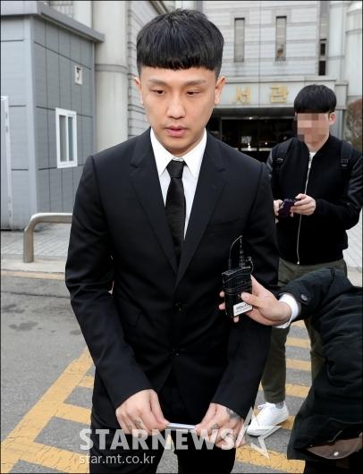 [★포토]'마약 흡입 혐의' 쿠시, 집행유예 선고