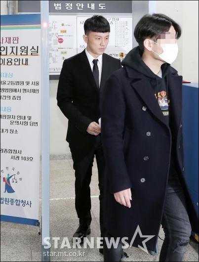 [★포토]법정구속 면한 '마약혐의' 쿠시