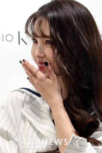 [★포토]전효성 '초롱초롱한 미모'
