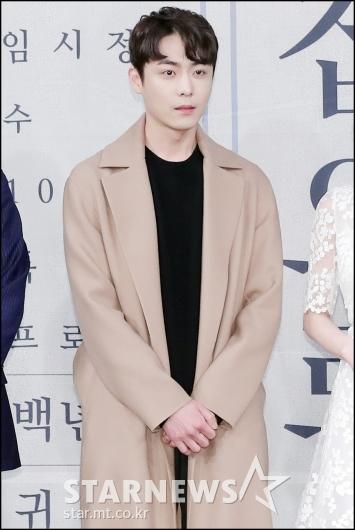 [★포토]윤주빈, '윤봉길 의사의 후손'