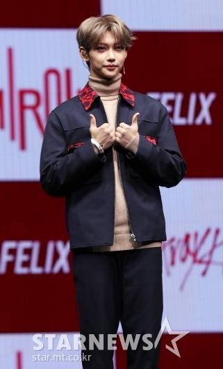 [★포토]펠릭스, '엄지 엄지척'