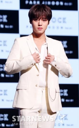 [★포토]박지훈, '엔딩요정에서 상남자로'