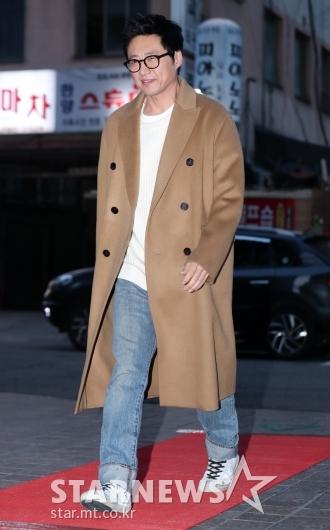 [★포토]박신양, '허리디스크' 이제 괜찮아요