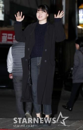 [★포토]이민지, '조들호 이제 안녕'
