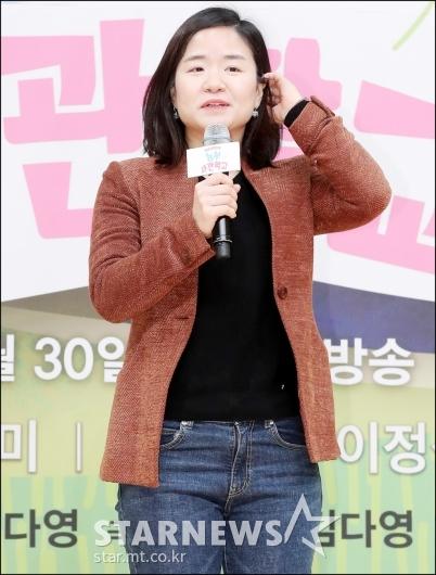 [★포토]프로그램 소개하는 김다영PD