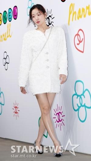 [★포토]김고은, '새하얀 백조처럼 등장'
