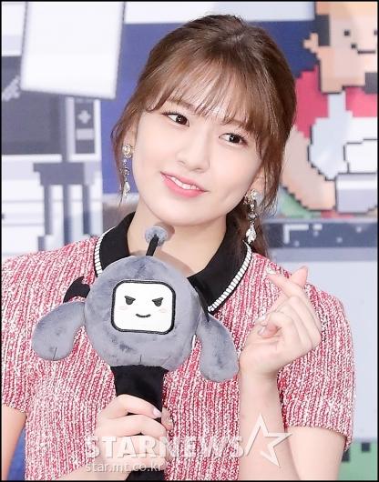 [★포토]안유진, '안구정화 미모'
