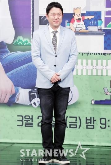[★포토]김구라, '마리텔에 제가 빠질 수 없죠'