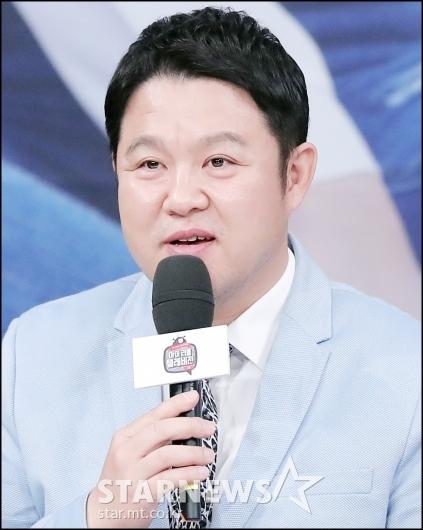 [★포토]김구라, '마리텔에서 만나요'