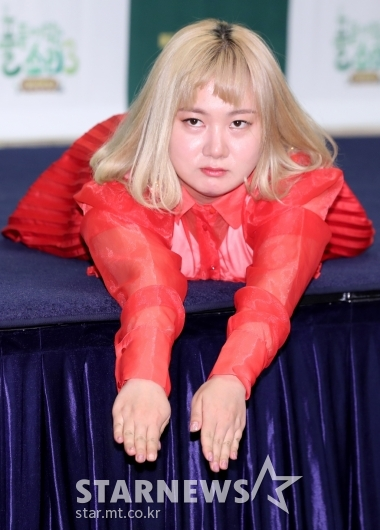 [★포토]박나래, 과감한 매력에 풍덩!