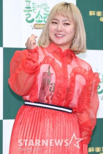 [★포토]박나래, '많이 사랑해주세요'