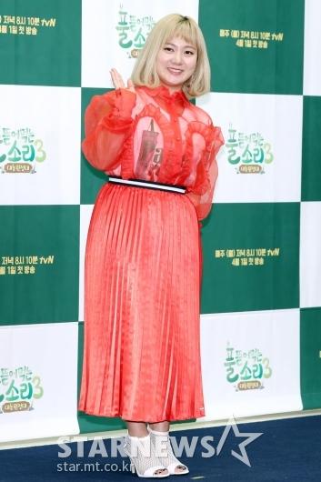 [★포토]박나래, 화려한 패셔니스타