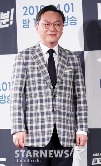 [★포토]김의성, '믿고 보는 연기'