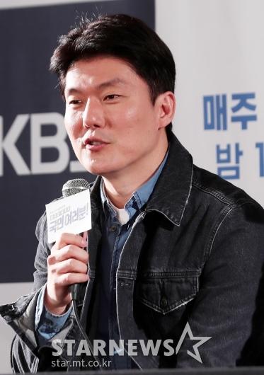 [★포토]드라마 '국민 여러분'의 김정현 PD