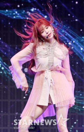 [★포토]김민주, '머리카락이 날려도 예뻐'