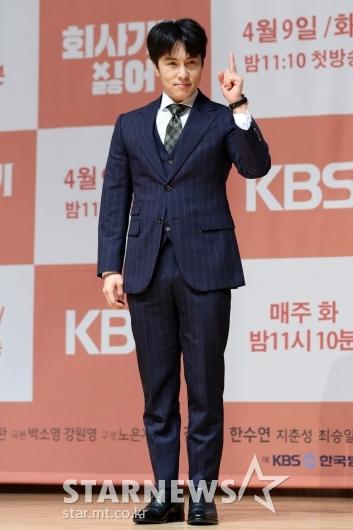 [★포토]김동완, '드라마로 인사드립니다'