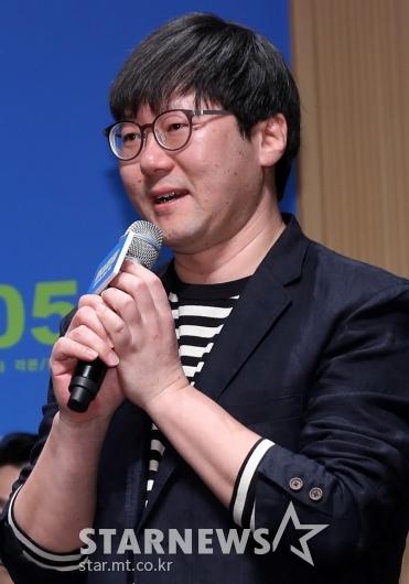 [★포토]영화 '배심원들'의 홍승완 감독