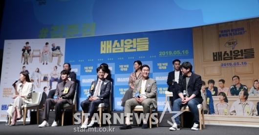 [★포토]국민 참여재판의 '배심원들'