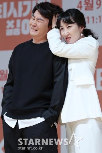 [★포토]김중돈-김국희, '우리는 라이벌'