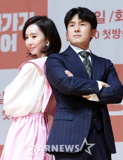 [★포토]한수연-김동완, '우리는 앙숙'