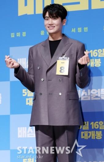 [★포토]박형식, '배심원들' 공식 애교쟁이