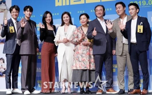 [★포토]영화 '배심원들'의 개성만점 배우들