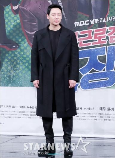 [★포토]김동욱, '드라마 위해 10kg 증량'