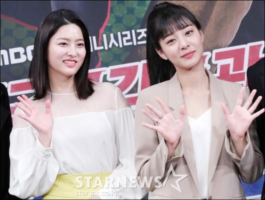 [★포토]박세영-설인아, '닮은꼴 두 미녀'