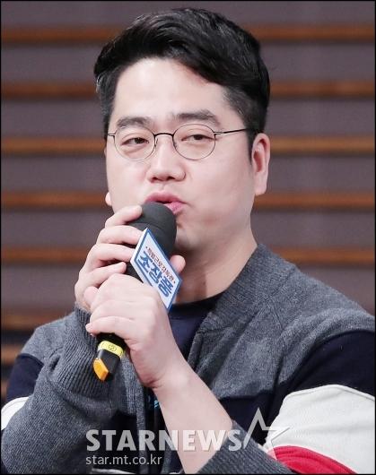 [★포토]인사말 하는 박원국 감독