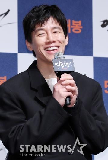 [★포토]김무열, '악인전'으로 돌아왔어요