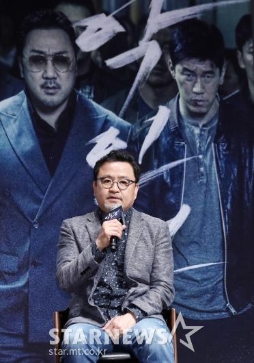 [★포토]영화 '악인전'의 이원태 감독