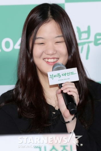 [★포토]밝은 미소의 바이올리니스트 김수진