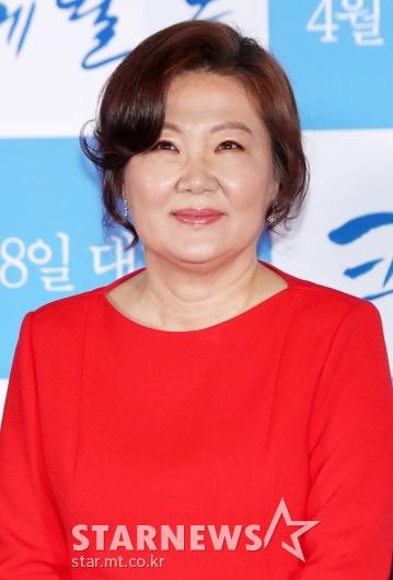 [★포토]김해숙, '국민엄마의 미소'